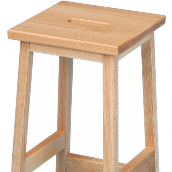 School Wooden Lab Stool 560sh Pack Of 4